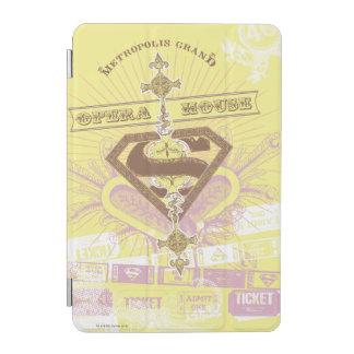 Supergirlのオペラハウスの黄色 iPad Miniカバー