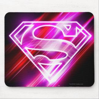 Supergirlのピンク マウスパッド