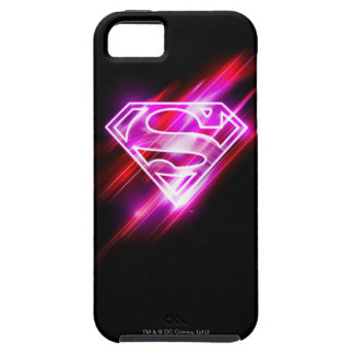 Supergirlのピンク iPhone SE/5/5s ケース