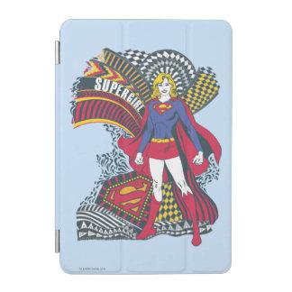 Supergirlの任意世界1 iPad Miniカバー