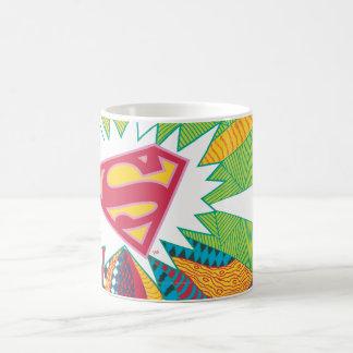 Supergirlの任意世界3 コーヒーマグカップ