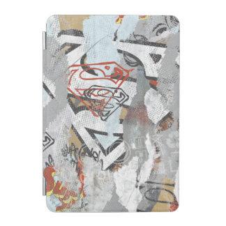 Supergirlの喜劇的なケーパーパターン1 iPad Miniカバー