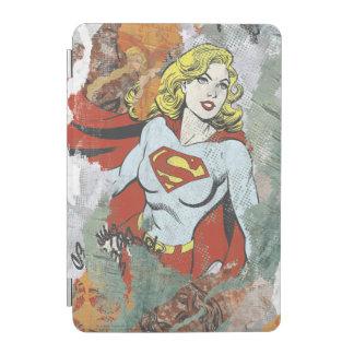 Supergirlの喜劇的なケーパー2 iPad Miniカバー