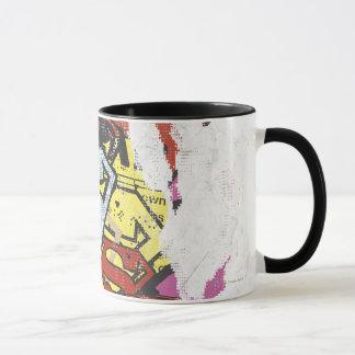 Supergirlの喜劇的なケーパー4 マグカップ