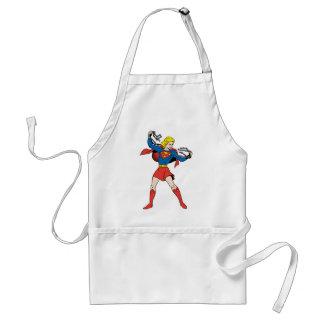 Supergirlの姿勢10 スタンダードエプロン