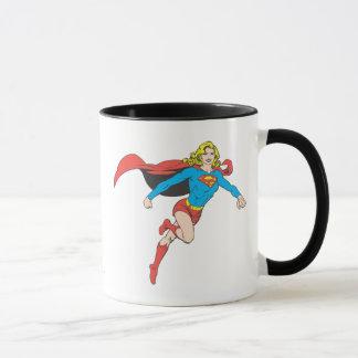Supergirlの姿勢1 マグカップ
