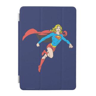 Supergirlの姿勢1 iPad Miniカバー