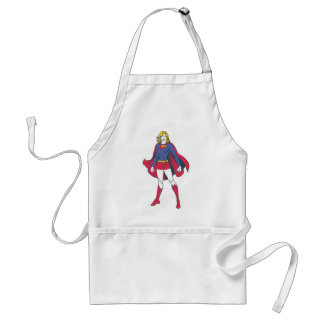 Supergirlの姿勢2 スタンダードエプロン