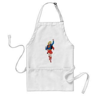 Supergirlの姿勢4 スタンダードエプロン