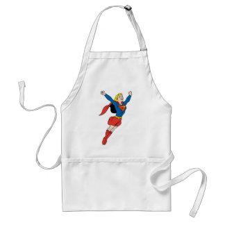 Supergirlの姿勢6 スタンダードエプロン