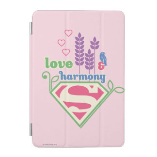 Supergirlの愛及び調和 iPad Miniカバー