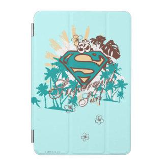 Supergirlの波 iPad Miniカバー
