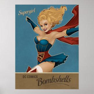Supergirlの爆弾 ポスター
