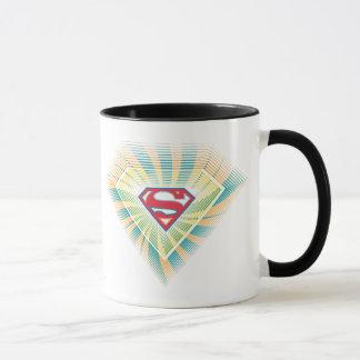 Supergirlの素晴しいロゴ マグカップ