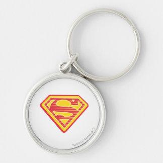 SupergirlのFar-Outロゴ キーホルダー