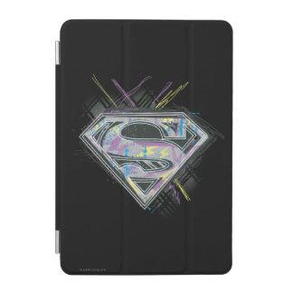 Supergirlはロゴを走り書きします iPad Miniカバー