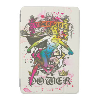 Supergirl力 iPad Miniカバー