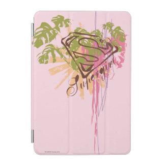 Supergirl色のしぶき iPad Miniカバー