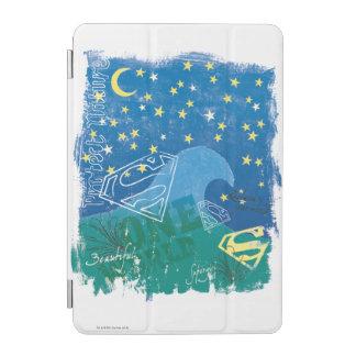 Supergirl 1つの世界 iPad miniカバー