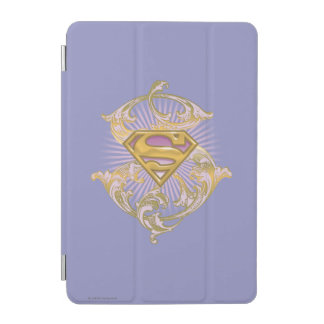 Supergirl Starbustのロゴ iPad Miniカバー