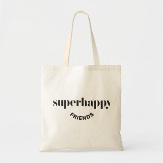 superhappy友人のtotebag トートバッグ