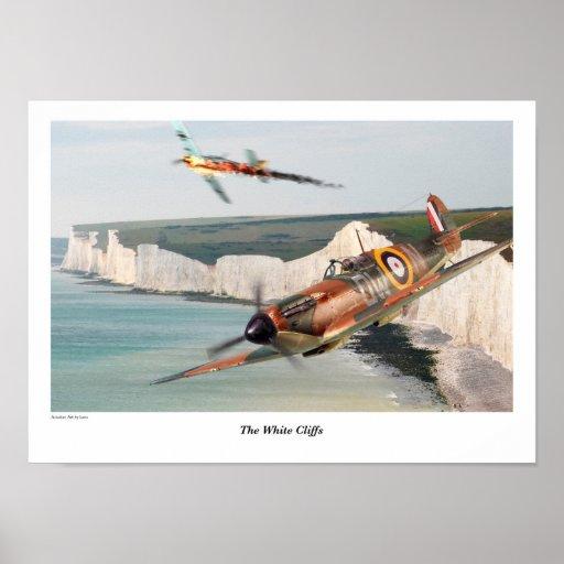 Supermarine Spitfire ポスター