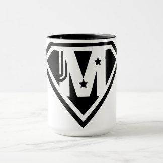 Supermomの母の日のマグ マグカップ