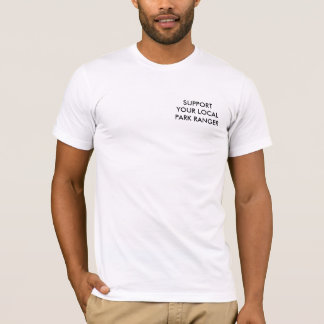 SUPPORTYOUR LOCALPARKのレーンジャー Tシャツ