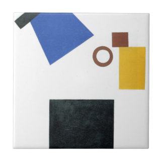 Suprematism。 二次元の自画像 タイル