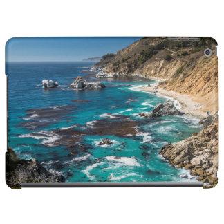 Surの大きい海岸線、西海岸、太平洋沿岸