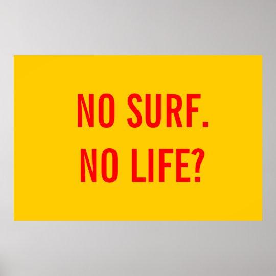 surf ポスター