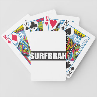 Surfbrah バイスクルトランプ