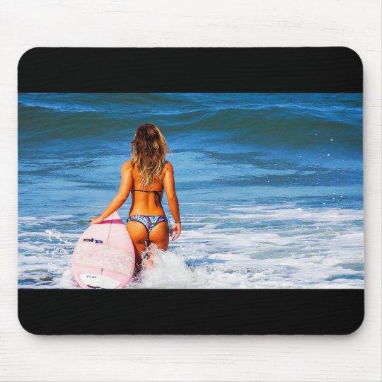 Surfer マウスパッド