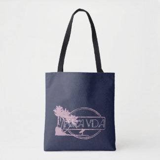 Surfer Girl Pura Vida Beach Bag トートバッグ