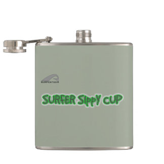 SURFESTEEMのブランドのフラスコ。 サーファーのSIppYのコップ フラスク