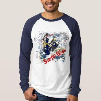 surfinの青 tシャツ