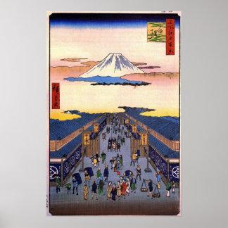 Suruga-chō ポスター