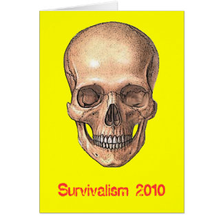 Survivalism 2010年 カード