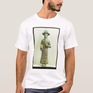 Susa、Southwesteからの金手を搭載するElamiteの神 Tシャツ