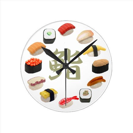 Susi Clock ラウンド壁時計
