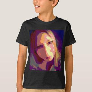Susieのポップアート Tシャツ