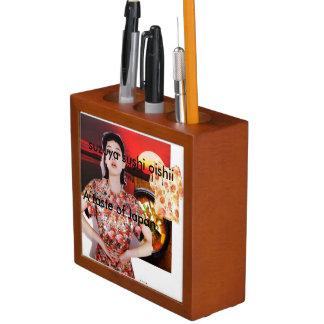 suzuya sushi oishii desk organise