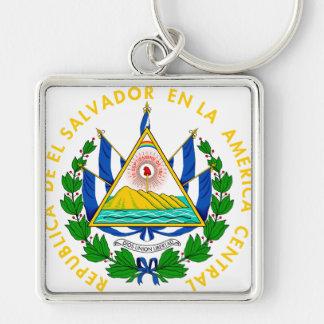 SVエルサルバドルの紋章付き外衣 キーホルダー