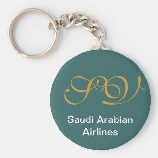 SV、サウジアラビア航空 キーホルダー