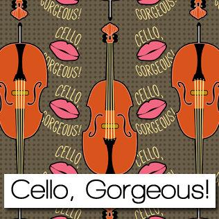 Cello, Gorgeous!