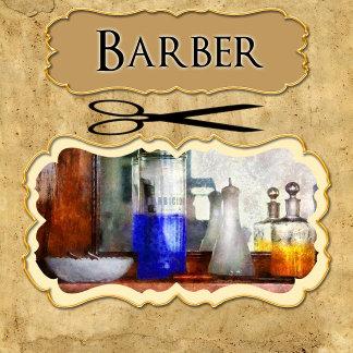 - Job - Barber