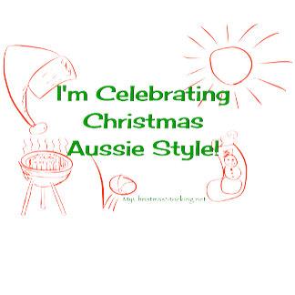 I am Celebrating Christmas Aussie Style
