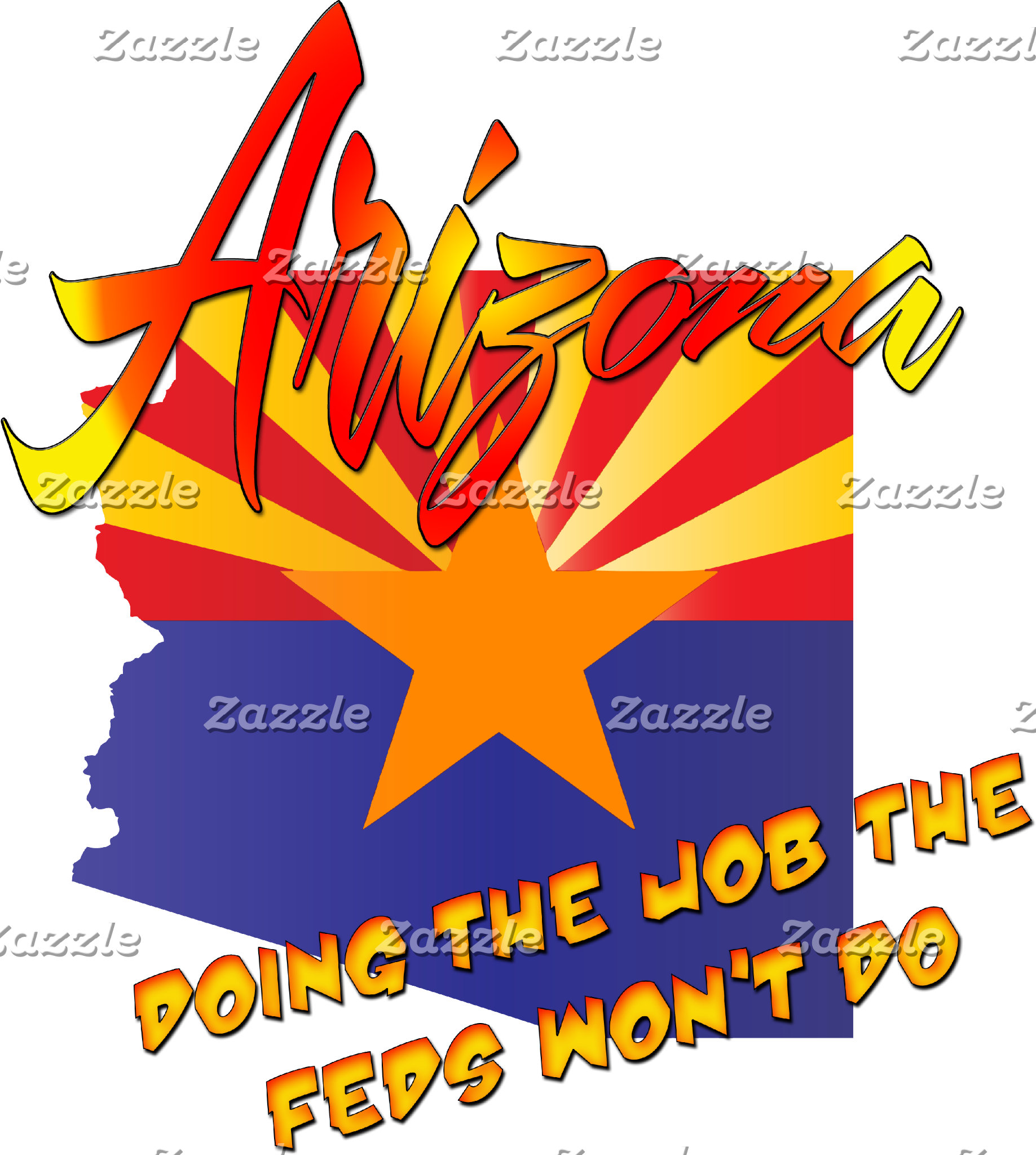 AZ Doing the Job