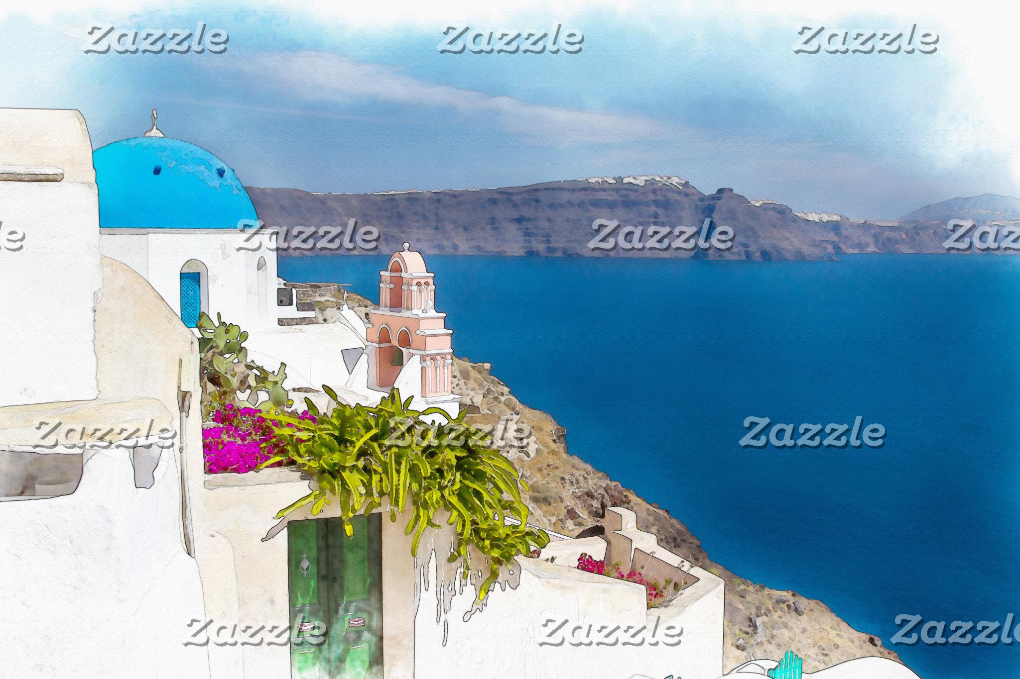 Grecian Paradise