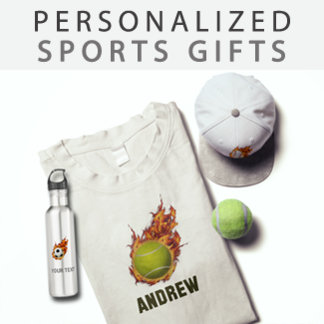 Personalized Sports Gifts